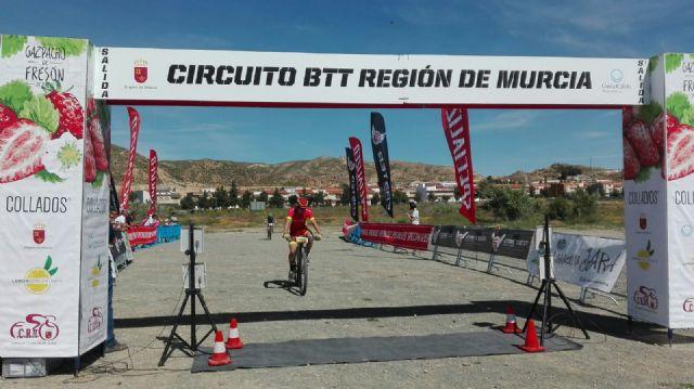Francisco Cánovas, del CC Santa Eulalia, finaliza 3° m45 en la general final del circuito btt montañas alicantinas, Foto 3
