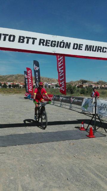 Francisco Cánovas, del CC Santa Eulalia, finaliza 3° m45 en la general final del circuito btt montañas alicantinas, Foto 5