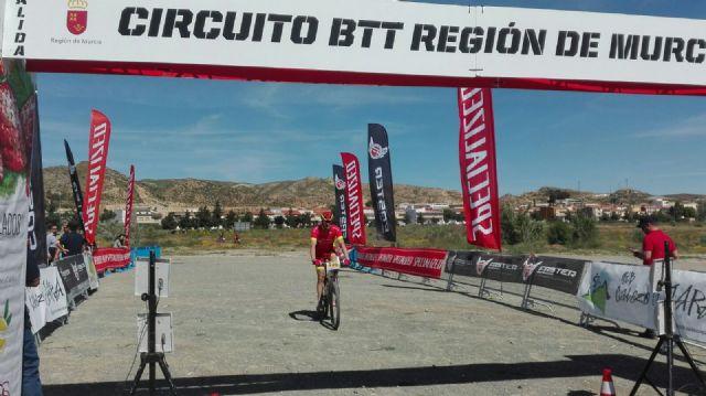 Francisco Cánovas, del CC Santa Eulalia, finaliza 3° m45 en la general final del circuito btt montañas alicantinas, Foto 6