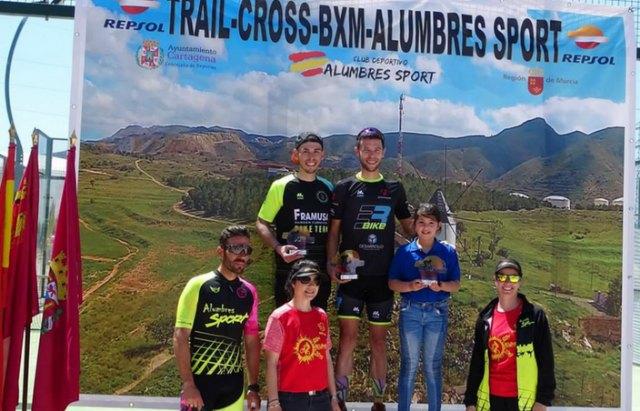Framusa Saltamontes en la Copa Faster de Alumbres, Foto 1