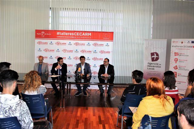 El primero de los talleres Cecarm 2018 sobre comercio electrónico se ha desarrollado en Alcantarilla - 4, Foto 4