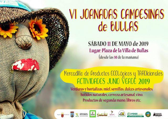 VI Jornadas Campesinas de Bullas - 1, Foto 1