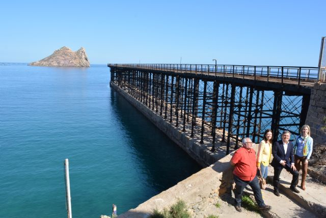 La rehabilitación del Embarcadero del Hornillo, entre los compromisos prioritarios de Mari Carmen Moreno para las próximas elecciones - 1, Foto 1