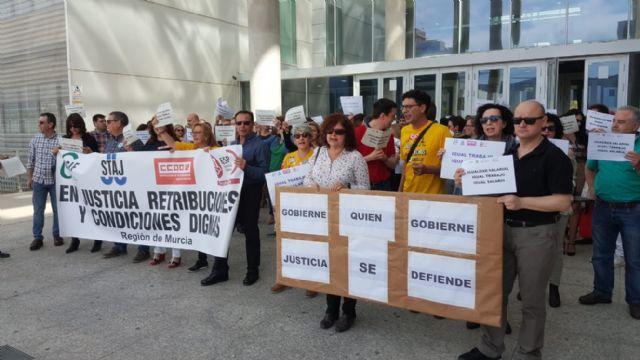 CCOO Justicia manifiesta su oposición al posible nuevo Ministro de Justicia - 1, Foto 1