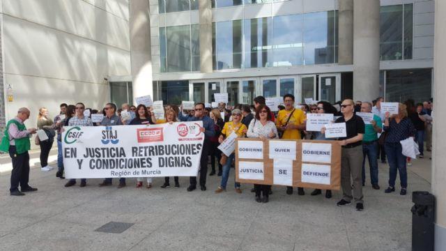 CCOO Justicia manifiesta su oposición al posible nuevo Ministro de Justicia - 2, Foto 2