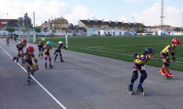 El club Roller Queen vuelve a sobresalir en el campeonato regional de patinaje de velocidadcon 12 medallas - 1, Foto 1
