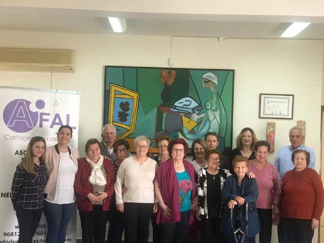 Los Mayores del municipio participan en Talleres de Memoria Activemos nuestra Mente - 1, Foto 1