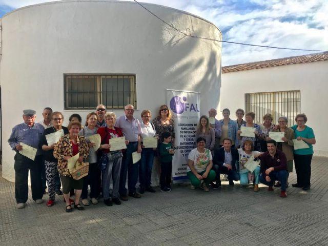 Los Mayores del municipio participan en Talleres de Memoria Activemos nuestra Mente - 2, Foto 2