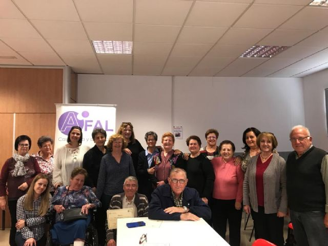 Los Mayores del municipio participan en Talleres de Memoria Activemos nuestra Mente - 3, Foto 3