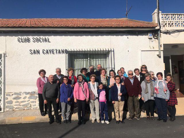 Los Mayores del municipio participan en Talleres de Memoria Activemos nuestra Mente - 4, Foto 4