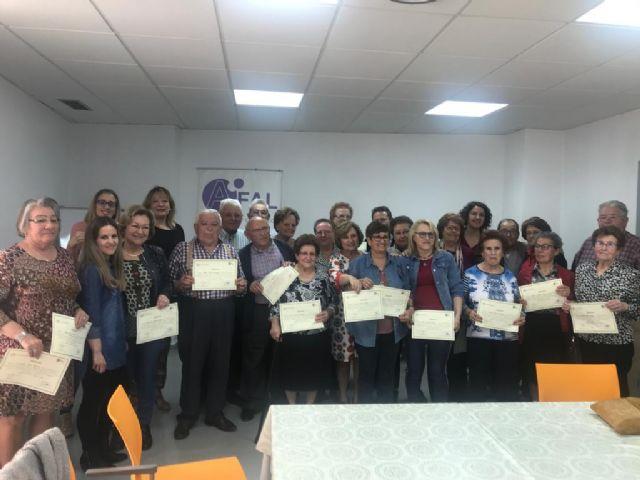 Los Mayores del municipio participan en Talleres de Memoria Activemos nuestra Mente - 5, Foto 5
