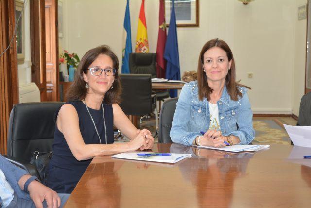 El Ayuntamiento de Águilas renueva el convenio del Bono Social del Agua con Hidrogea - 1, Foto 1