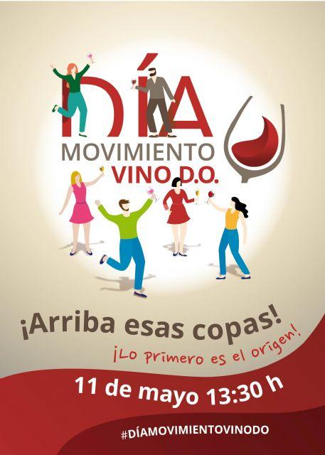 El 11 de mayo celebraremos en Yecla la 3ª edición del DÍA MOVIMIENTO VINO D.O - 1, Foto 1