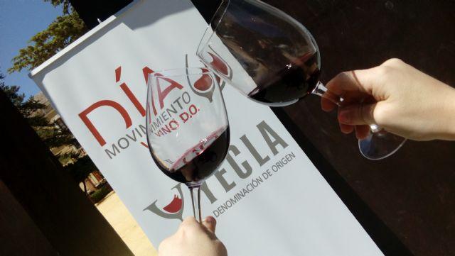 El 11 de mayo celebraremos en Yecla la 3ª edición del DÍA MOVIMIENTO VINO D.O - 2, Foto 2