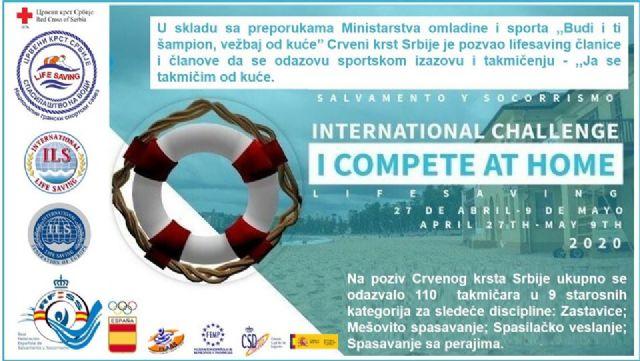 841 deportistas de 43 deportes, de 16 países y 2.342 inscripciones en pruebas avalan el Desafío Internacional-Yo compito en casa - 1, Foto 1