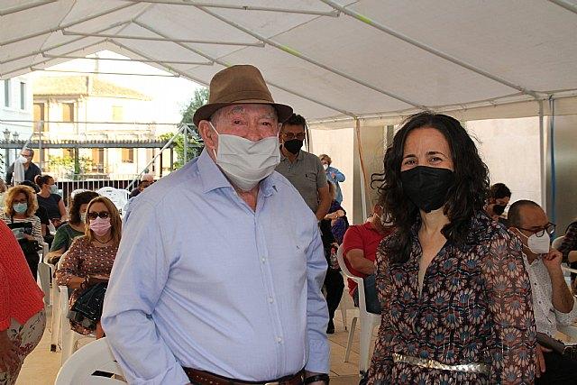 La Biblioteca Municipal Padre Salmerón homenajea al lector nonagenario José Villa Ortiz - 1, Foto 1