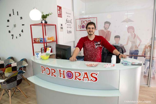 Cartagena la idea de espacio por horas renueva la for Oficinas por horas
