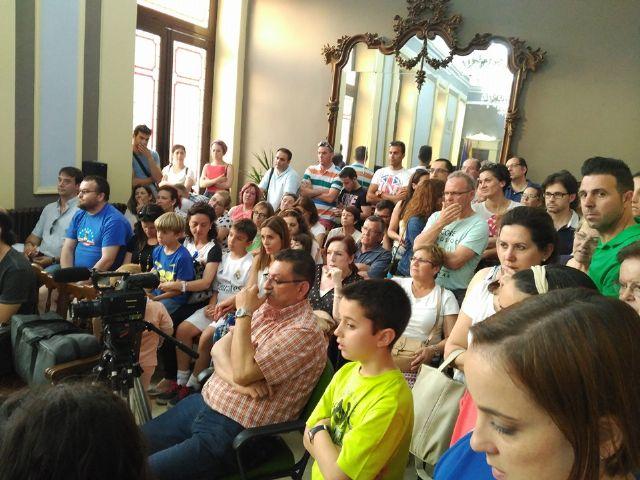 Nerea Martínez: Hemos asistido al pleno más participativo - 1, Foto 1