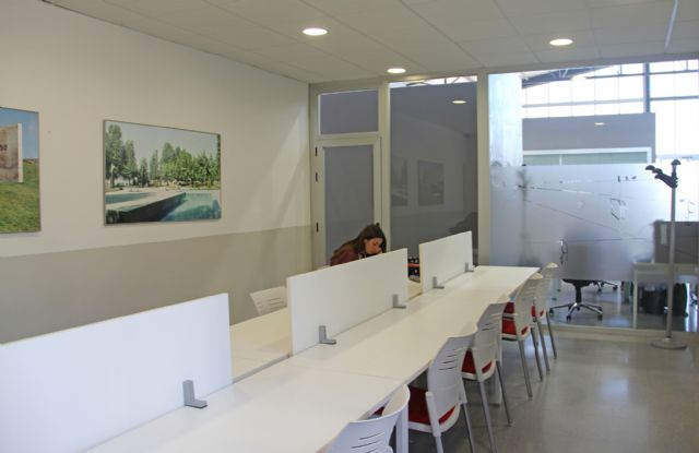 Nueva sala de estudio 24 horas en la pedanía de La Estación-Esparragal - 1, Foto 1