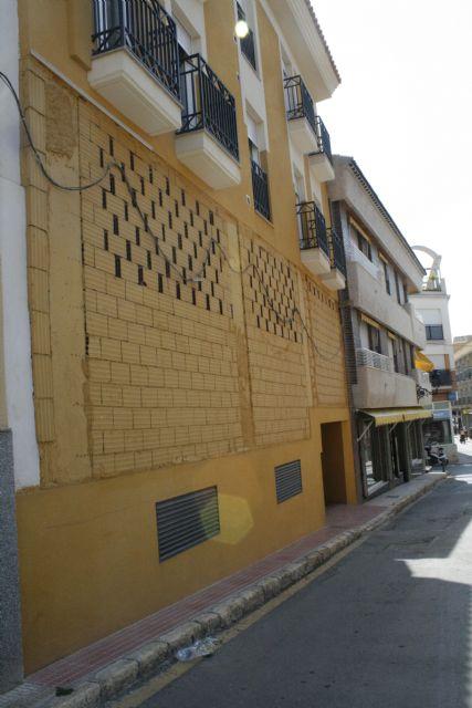 Se acometerán obras para la eliminación del cable visto en fachadas de las calles Santa Bárbara y Cuartelillo, Foto 3