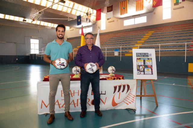 Mazarrón tiene otra cita este fin de semana con el fútbol sala, Foto 2