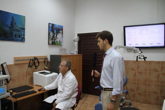 La UCAM ofrece un servicio de fonoaudiología gratuito para profesores y personal de la universidad - 1, Foto 1