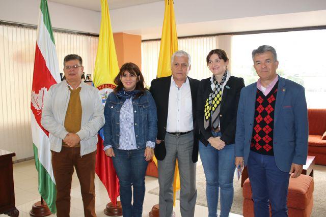 La UCAM con la Universidad Pedagógica y Tecnológica de Colombia crean una Maestría Internacional en Turismo - 1, Foto 1
