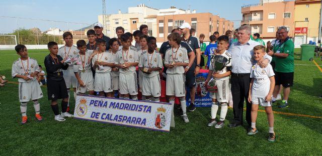 El Madrid gana la V Calasparra CUP de alevines - 1, Foto 1