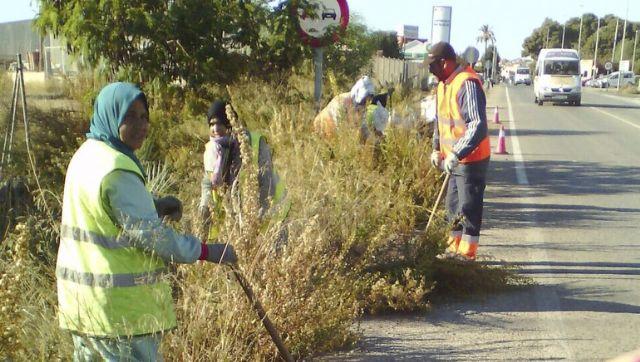 Totana recibirá más de 420.000 euros para la contratación de 132 desempleados en el marco del Programa de Fomento de Empleo Agrario para la convocatoria del año 2019