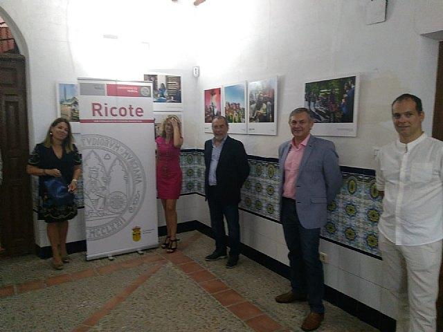 Ricote renueva el convenio con la Universidad de Murcia - 1, Foto 1