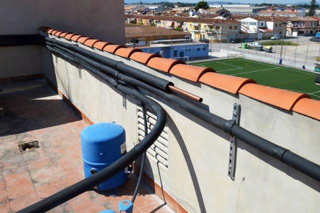El Ayuntamiento invierte cerca de 60.000 euros para mejorar la climatización de la Casa de la Cultura Pedro Serna - 1, Foto 1