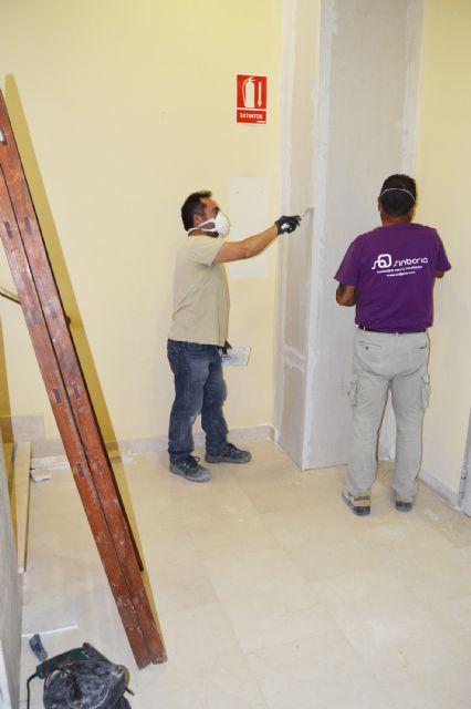El Ayuntamiento invierte cerca de 60.000 euros para mejorar la climatización de la Casa de la Cultura Pedro Serna - 2, Foto 2