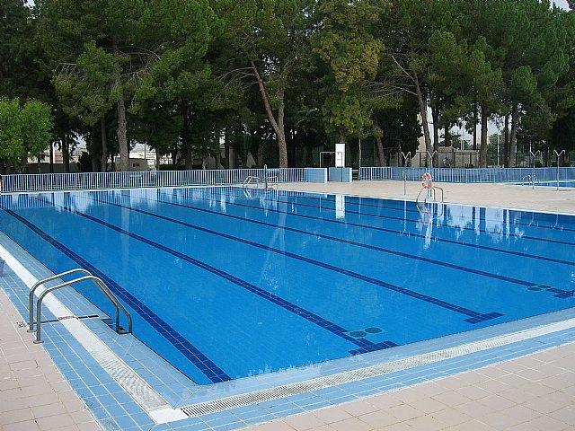 Las piscinas del Polideportivo de Cieza abrirán sus puertas el sábado 4 de julio - 1, Foto 1