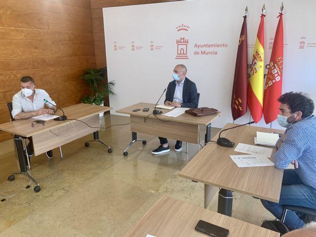 El Ayuntamiento de Murcia da el primer paso hacia la creación de un Museo del Ferrocarril - 1, Foto 1