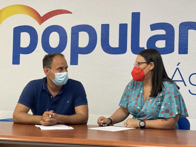 Cinco aguileños en la Junta Directiva del Partido Popular de la Región de Murcia - 1, Foto 1