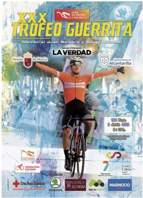 Mañana se disputa la XXX edición del Trofeo Guerrita en las calles de Alcantarilla con la participación de 175 ciclistas - 1, Foto 1