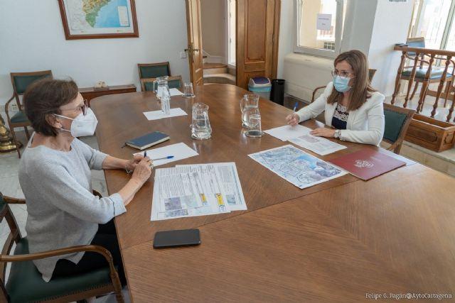 La Mancomunidad avanza en la renovación de la red de abastecimiento de Cartagena - 1, Foto 1