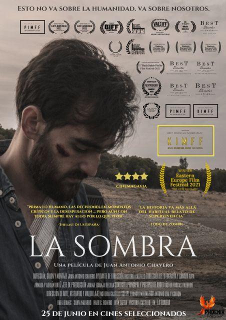 La película La sombra pre-estrena en la ciudad de Córdoba el 24 de junio en Cinesur - 3, Foto 3