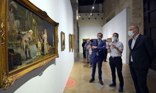 El Almudí abre sus puertas a los murcianos del Museo del Prado - 1, Foto 1