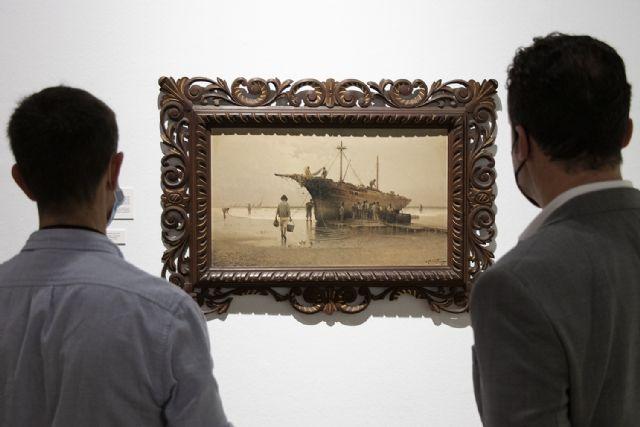 El Almudí abre sus puertas a los murcianos del Museo del Prado - 2, Foto 2