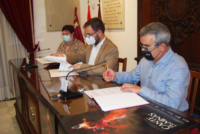 Lorca acoge por primera vez una de las pruebas selectivas del Cante de las Minas - 3, Foto 3
