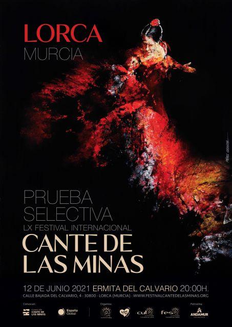 Lorca acoge por primera vez una de las pruebas selectivas del Cante de las Minas - 4, Foto 4