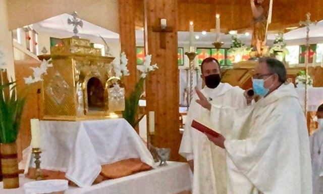 San Juan Bautista de Cartagena estrena un nuevo sagrario - 1, Foto 1