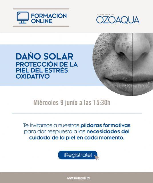 Laboratorios Ozoqua aborda las consecuencias del daño solar y cómo proteger la piel del estrés oxidativo - 1, Foto 1