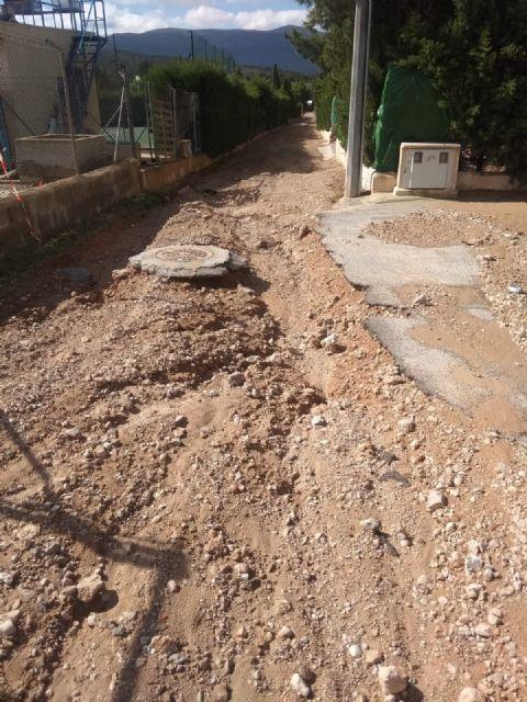 Las lluvias del pasado sábado dañaron más de un centenar de kilómetros de caminos rurales del término municipal - 2, Foto 2