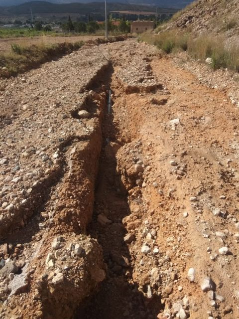 Las lluvias del pasado sábado dañaron más de un centenar de kilómetros de caminos rurales del término municipal - 3, Foto 3