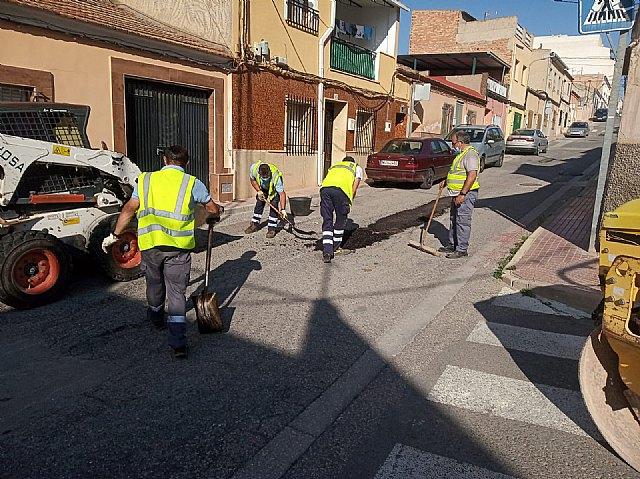 Brigada municipal: trabajos de los días 7 y 8 de junio - 2, Foto 2