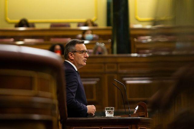 Diego Conesa: La reforma del Estatuto de Autonomía es necesaria por los desafíos políticos, económicos, sociales y ambientales que afrontamos - 2, Foto 2