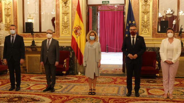 Diego Conesa: La reforma del Estatuto de Autonomía es necesaria por los desafíos políticos, económicos, sociales y ambientales que afrontamos - 3, Foto 3