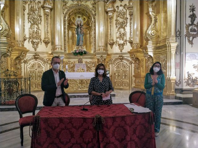 El Coro de Damas de la Virgen de la Amargura proclama presidenta a Mª del Carmen Gallego - 2, Foto 2